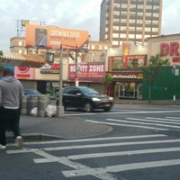Photo taken at Fordham Road Shopping Center by Gregory C. on 5/22/2016