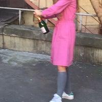 Photo taken at Єврейський дворик by Barbara M. on 10/4/2015