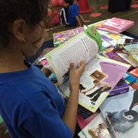 Photo taken at International Programs School by Randa S. on 10/28/2014