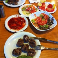 Photo taken at Kırkpınar Kasap Restaurant by Irmak E. on 5/20/2013