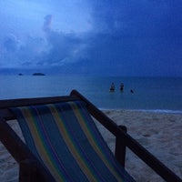 Photo taken at Koh Chang Resort And Spa by moomojj on 5/25/2014