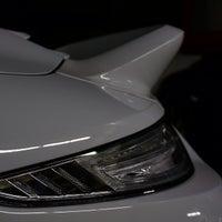 Photo taken at Beverly Hills Porsche Showroom by Ryan P. on 3/1/2013