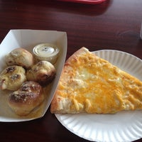 Photo taken at Polito's Pizza by Beca M. on 7/3/2013