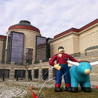 Photo taken at Minnesota History Center by Robert K. E. on 11/24/2012
