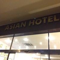 Photo taken at Asian Hotel Ho Chi Minh City by h.k on 3/19/2016