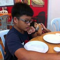 Photo taken at Choy Hi Restaurant by Samuel T. on 9/24/2012