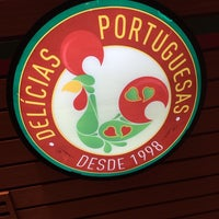 Photo taken at Delícias Portuguesas by ミ★ яєиαŧα ρ. on 3/6/2014