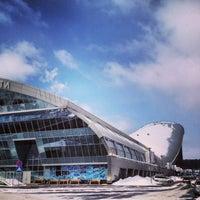 Снимок сделан в Снеж.ком пользователем Dmitry L. 3/26/2013