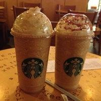 Photo taken at Starbucks by Antonio M. on 12/3/2012