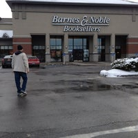 Photo taken at Barnes & Noble by Stacey L. on 12/30/2012