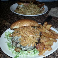 Photo taken at BJ's Restaurant and Brewhouse by André B. on 11/2/2013