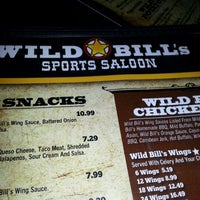 Photo taken at Wild Bill's Sports Saloon by Brady M. on 1/27/2013