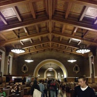 Photo taken at Union Station by Chris T. on 12/24/2012