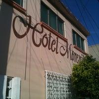 Photo taken at Hotel La Morenita by Oscar B. on 12/4/2012