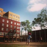 Photo taken at Biever Hall - Loyola University by Olia F. on 3/19/2013