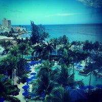Photo taken at The Ritz-Carlton, San Juan by Adam D. on 3/22/2013