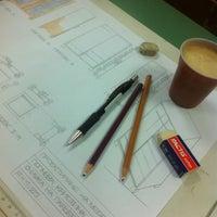 Photo taken at Факултет за дизајн и технологии на мебел и ентериер by Kristina P. on 11/23/2015