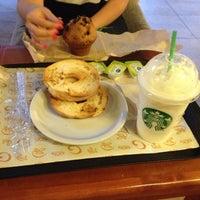 Photo taken at Starbucks by Adriana P. on 11/19/2012