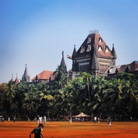 Photo taken at Bombay High Court by Mikhail B. on 1/23/2015