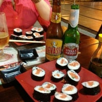 Photo taken at Fast Temaki by Paulo L. on 5/13/2013