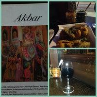 Photo taken at Akbar Cuisine of India by Duke D. on 9/3/2013