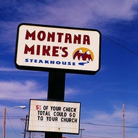 Photo taken at Montana Mike's by Tony H. on 11/18/2012