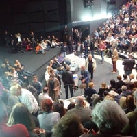 Photo taken at Dom Mladih Split by Nikola M. on 3/20/2014