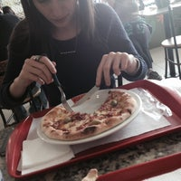Photo taken at Patroni Pizza by Roger A. on 7/9/2014
