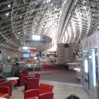 Photo taken at Terminal 2F by Ian S. on 11/29/2012