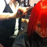 Photo taken at Salon 228 by Alexis C. on 11/15/2012
