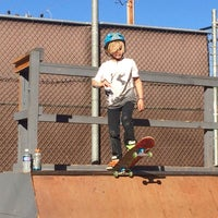 Photo taken at Skatelab Skatepark by Sam D. on 1/20/2014