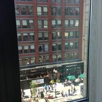 Photo taken at Mandarin Oriental, Boston by Dustin Vegan B. on 6/19/2013