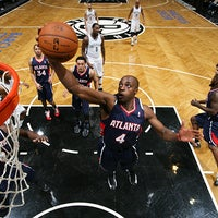 Photo taken at Philips Arena by Atlanta Hawks on 2/6/2013
