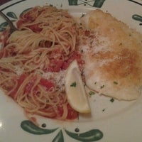 Photo taken at Olive Garden by Amy . on 2/23/2013