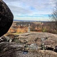 Photo taken at Big Round Top by John B. on 12/3/2015