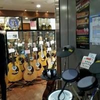 Photo taken at 山野楽器 銀座本店 by Katsumi N. on 12/19/2012