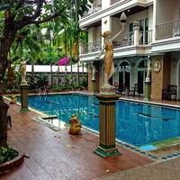 Photo taken at Rita Resort and Residence by 💋ÃËYÃ💋 on 9/7/2013
