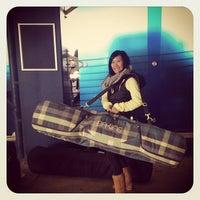 Das Foto wurde bei Park SFO von Jennie am 3/2/2013 aufgenommen