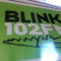 Photo taken at Rádio Blink 102 by Amanda G. on 4/11/2013