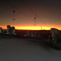 Photo taken at Levi Ski Resort by Suvi L. on 12/24/2012