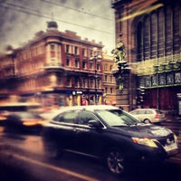 Photo taken at Зенит Арена by Mary G. on 12/2/2012
