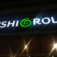 Photo taken at Sushi Roll by Zazu M. on 1/29/2013