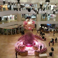 Photo taken at Pacific Place by Irwin C. on 2/12/2013