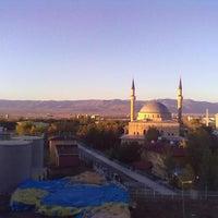 Photo taken at Erzurum Palandöken KYK Yurtları by Raiymbek M. on 11/11/2012
