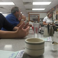 Photo taken at Blue's cafe by Aaron H. on 9/3/2016