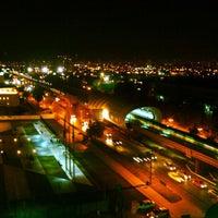 Photo taken at Metro San Joaquín by Patricio L. on 3/23/2013