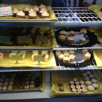 Photo taken at Miss Priss Cupcakes & such by Jennifer R. on 3/4/2013