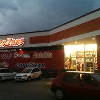Photo taken at AutoZone by Valentín D. on 2/8/2013