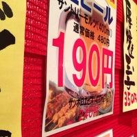 Photo taken at 鍛冶屋文蔵 大宮西口JACKビル店 by Souichi K. on 8/9/2013