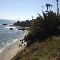 Photo taken at Aliso Beach by Risto L. on 6/17/2013